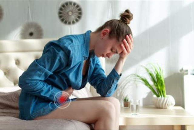 Endometriosis- Causes,Stages, Symptoms and natural treatment