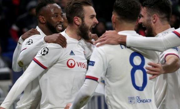Lyon earn surprise win over Juventus