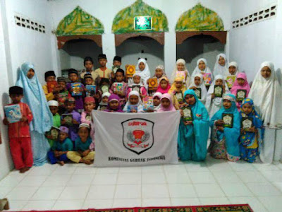 TPA Al-Fattah, Siak - Riau