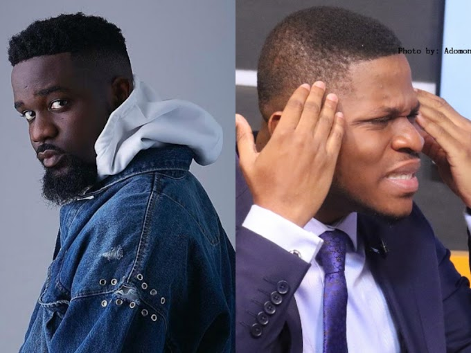 Sarkodie Come out and Declare your Support for NPP - Fans call On Sarkodie replying to Sammy Gyamfi