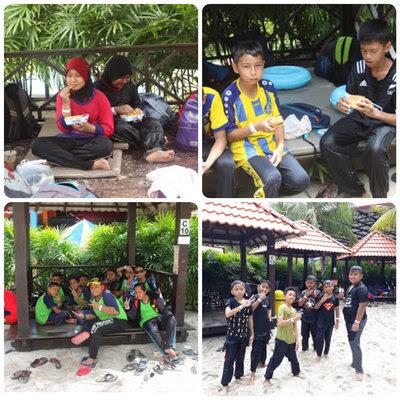 Bukit Gambang Resort City dan McDonald's Ceriakan Pelajar Tahfiz