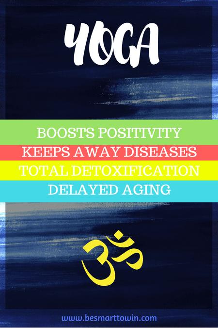 4 benefits of Yoga