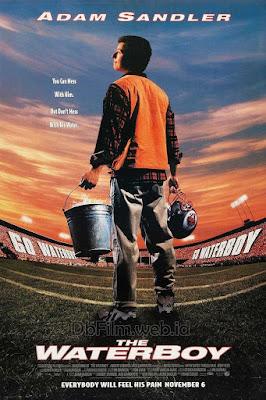 Sinopsis film The Waterboy (1998)