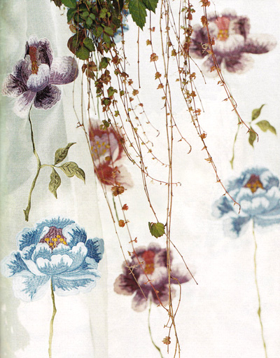 {inspiration: pinkish lavender, still}