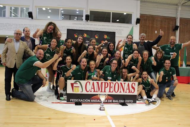 Unicaja Andalucía nuevo equipo de Liga Femenina 2