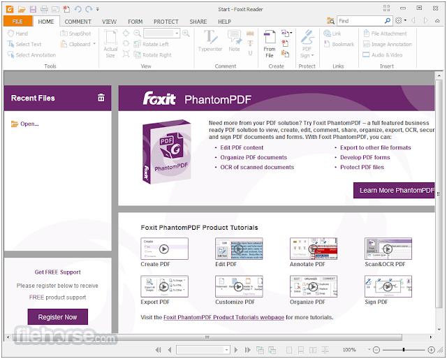 Download Foxit Reader 10.1.3.37598 Full Version