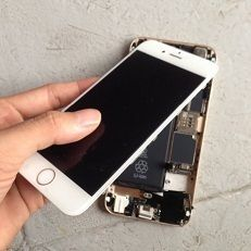 ganti lcd iphone 5