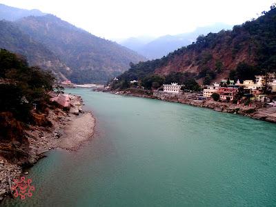 Rishikesh Ganga View
