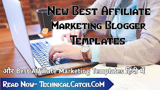 Best Affiliate marketing Blogger template