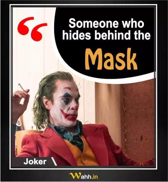 Joker-Thought