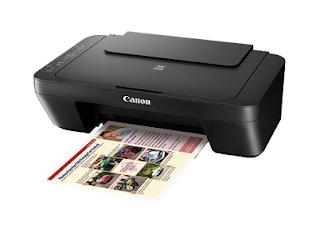 Canon PIXMA MG3029 Driver Software Download