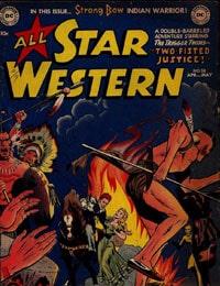 Read All-Star Western (1951) comic online