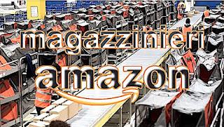adessolavoro - Amazon assume magazzinieri