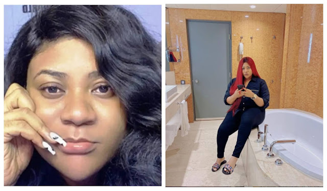 You are in big trouble – Nkechi Blessing blows hot