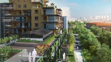 Parisculteurs repite:  43 nuevos espacios para agricultura urbana en París