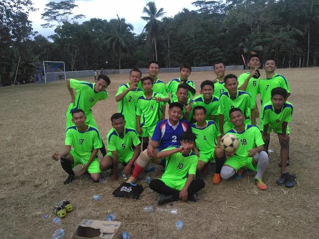 Team Sepak Bola MA NH Tahun 2019/2020