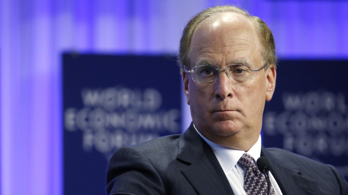 Larry Fink Turns Up Climate Change Pressure On Boards