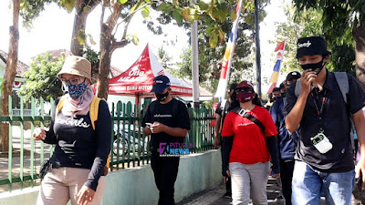 Penggiat Medsos di Ajak Walking Tour, Era Kolonial Purworejo Masa Lampau di Tengah Kota