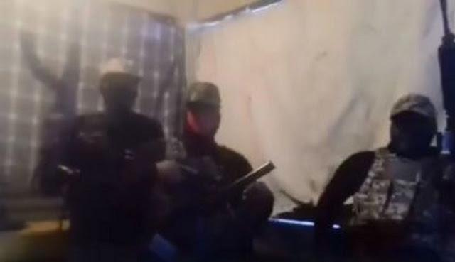"""VIDEO;  Te voy a matar como a El Charrascas: responde """"El Comandante 30"""" al CJNG"""