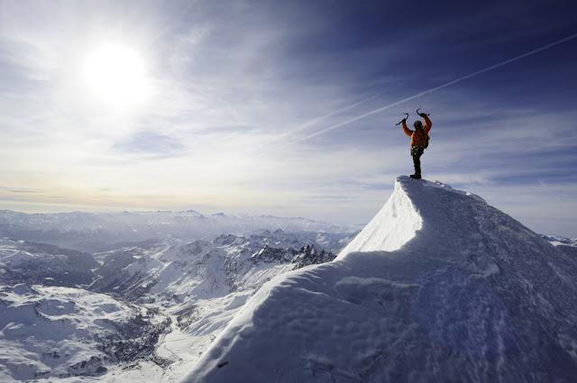 alpinista dios y la ciencia