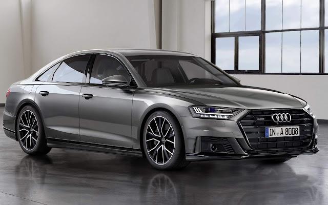 Audi A8 2020 ganha suspensão ativa preditiva como opcional