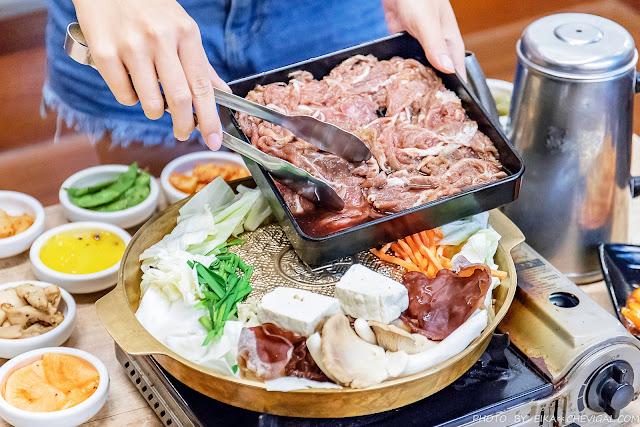 MG 1532 - 熱血採訪│台中老字號韓式料理,多達近80種韓式料理任你挑,還有50種小菜讓你吃到飽!