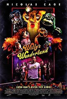 Willy's Wonderland Full Movie Download