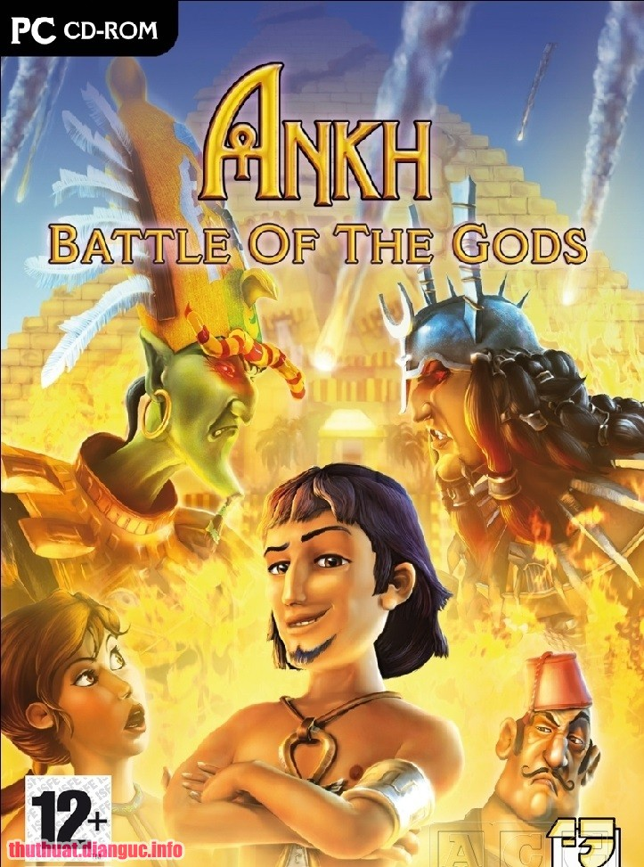 Download Game Ankh 3: Battle of the Gods REPACK Fshare