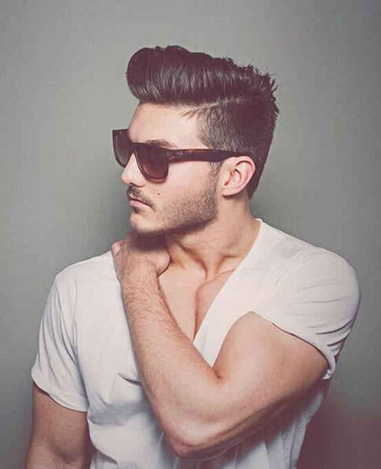 10 Trending Hairstyles for men