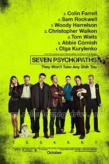 Siete Psicopatas Y Un Perro (2012) [Latino-Ingles] [Hazroah]