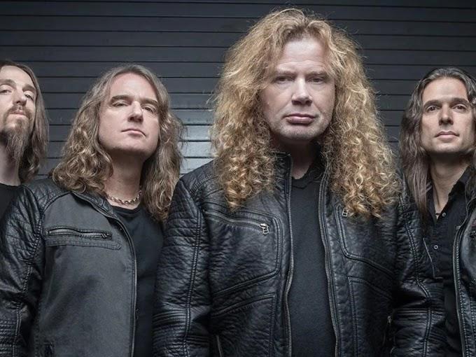 Megadeth se refiere a los videos de David Ellefson