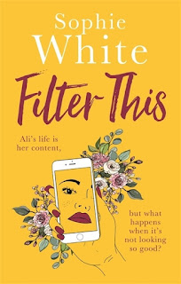 Book cover of Filter This by Sophie White