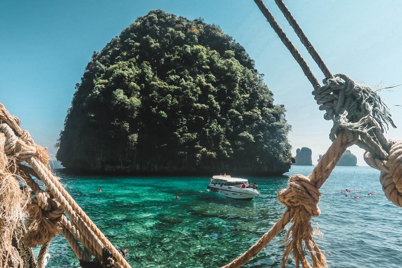 Koh Phi Phi Thailand Travel Guide