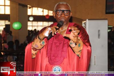 Put Fear Where It Belongs ~ Pastor Ayo Oritsejafor