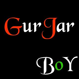 gurjjar status in english