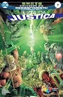 DC Renascimento: Liga da Justiça #9