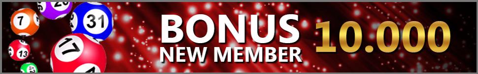 Bonus New Member Biji Togel