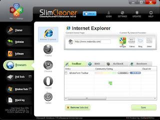 تحميل برنامج تنظيف وتسريع جهاز الكمبيوتر SlimCleaner 2020