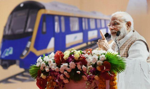 मुम्बई मेट्रो में 2024 तक लोकल के मुकाबले अधिक लोग यात्रा करेंगे: PM मोदी - newsonfloor.com