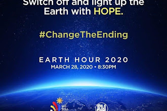 #ChangeTheEnding: Earth Hour 2020