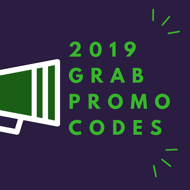 List of Grab Car Promo Codes for 2019