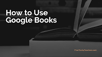 How to Use the New Version of Google Books