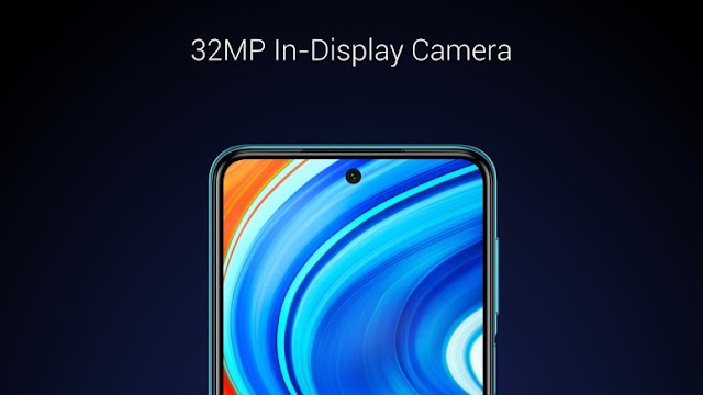 Redmi Note 9 Pro Max 32MP selfie camera