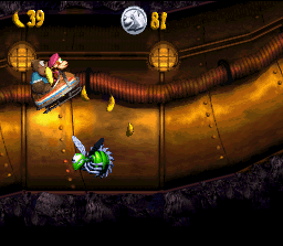 Jogue gratis Donkey Kong Country 3 online snes