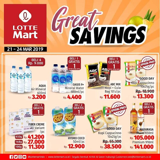 #LotteMart - #Promo #Katalog Weekend Periode 22 - 24 Maret 2019