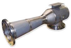 Ejector-Venturi Scrubber