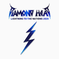 "Diamond Head - ""Lightning to the Nations 2020"""