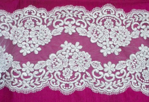 Lace Fabric | Parts of Lace | Types of Lace | Uses of Laces
