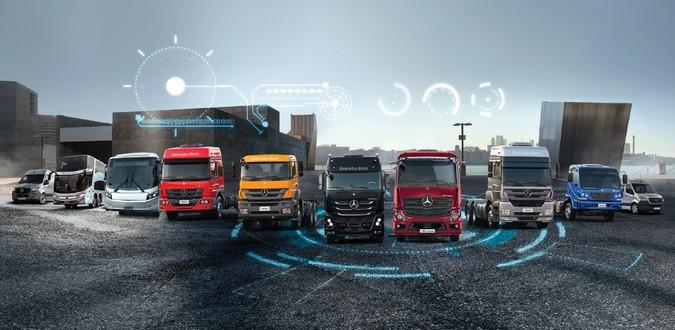 Coronavírus: Mercedes-Benz estende garantia de veículos comerciais para apoiar clientes