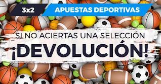 Paston promo apuestas deportivas devolucion 11-17 enero 2021